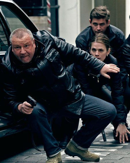 Ray Winstone stars in new movie The Sweeney