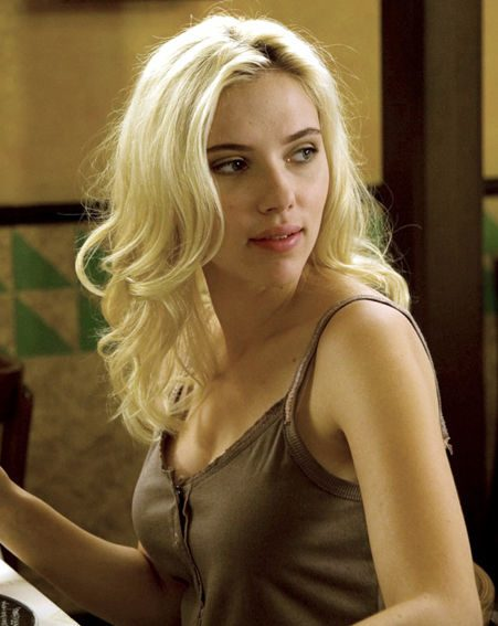 Scarlett currently stars in Vicky Cristina Barcelona