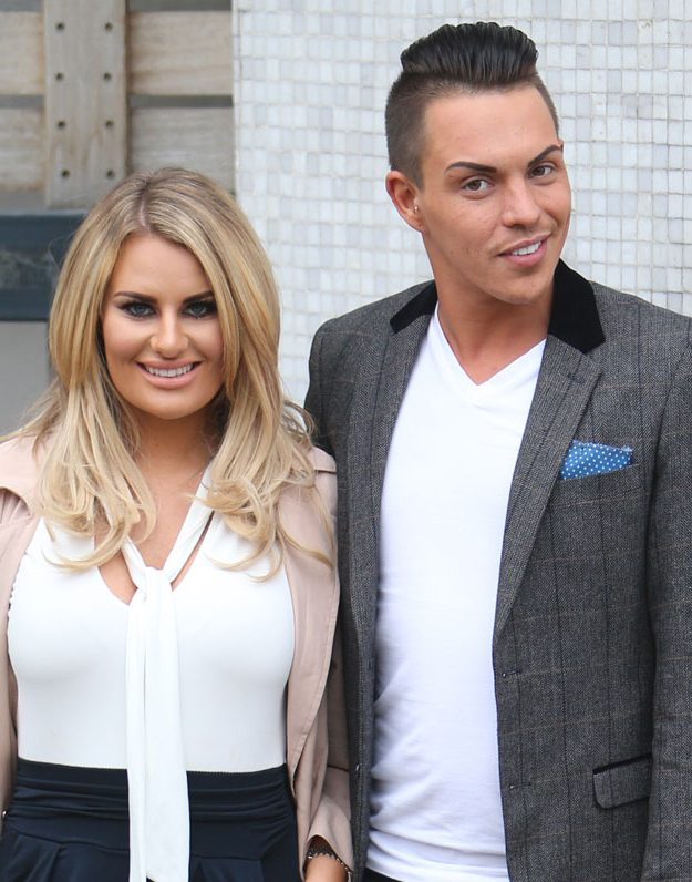 Bobby Norris and Danielle Armstrong also discussed Jess and Ferne's departure from the show