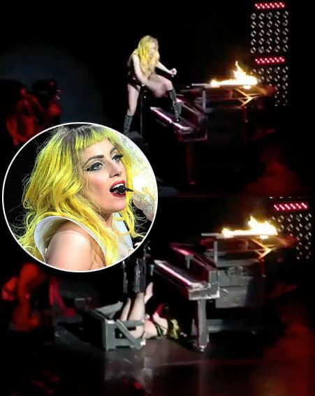 Lady Gaga had majorly embarrassed herself last during a gig in Houston, Texas