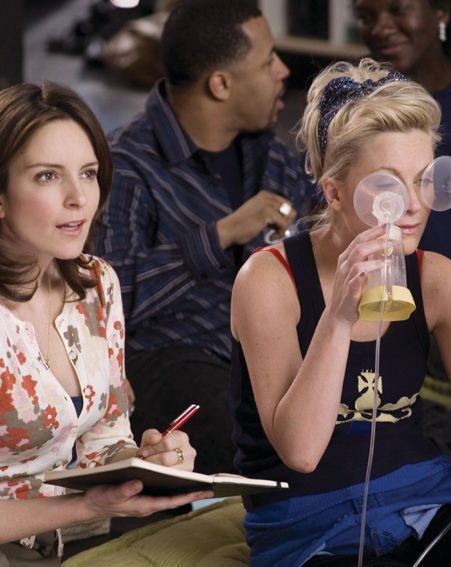 Kate (Fey) and Angie?s (Poehler) opposite worlds collide