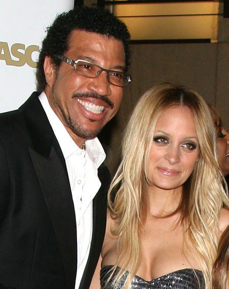 Lionel says he doesn't know why Nicole named her son Sparrow (Pics: wenn.com)