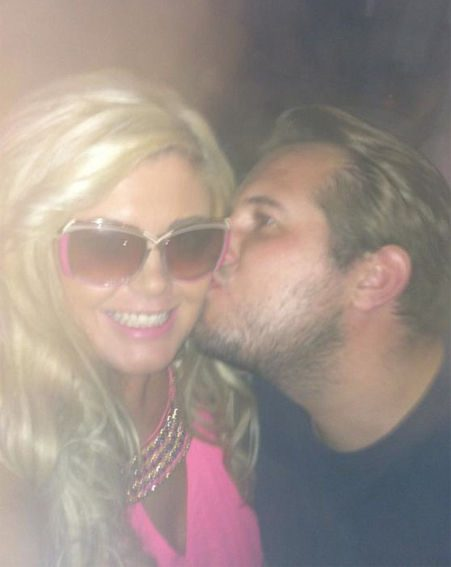 Gemma Collins partied with pals in Brentwood last night