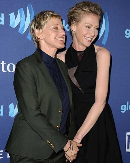 Ellen Degeneres and wife Portia De Rossi are still going strong since marrying in 2008