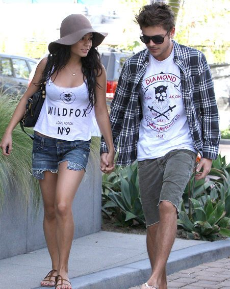 Zac Efron and Vanessa Hudgens have been dating for five years