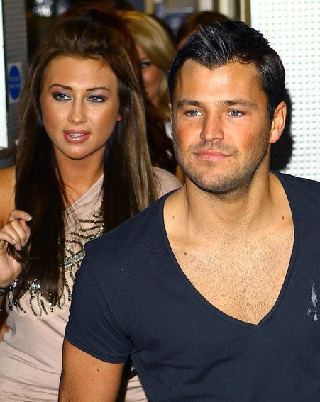 The Only Way Is Essex star Mark Wright Lauren Goodger are engaged