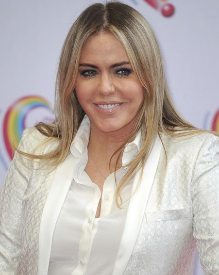 Patsy Kensit wanted to make an impression when she entered the Celebrity Big Brother house