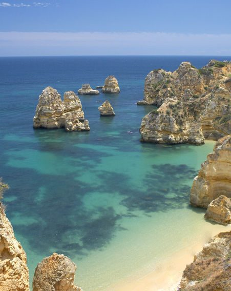 Check out the stunning views in the Algarve
