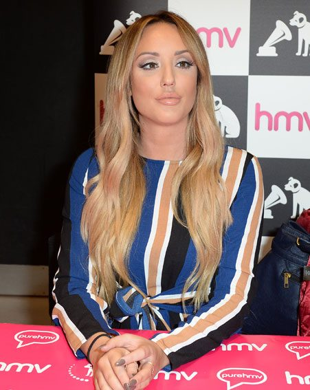 Charlotte Crosby is 'devastated' after being charged with drink-driving