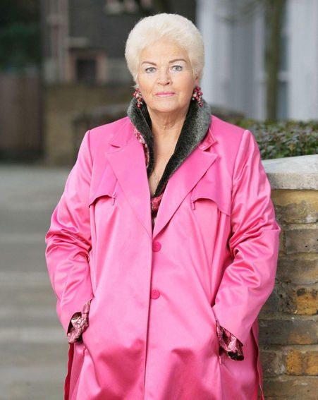 EastEnders' Pat Butcher dies of cancer in a devastating Christmas storyline