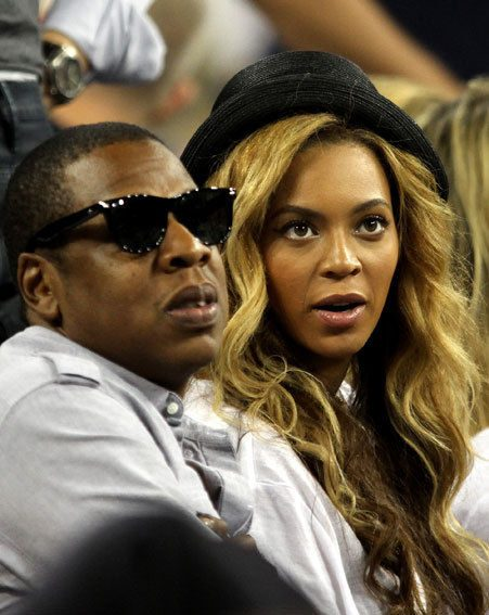 Beyonce and Jay-Z could record a music video in space, while Blue Ivy Carter has broken records