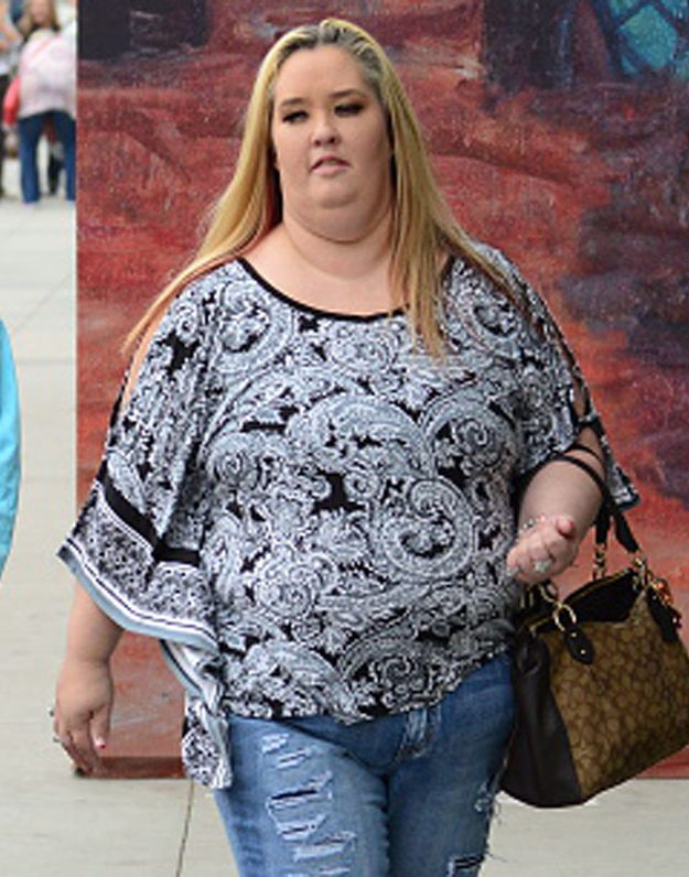 Mama June rushed to hospital after collapsing at home