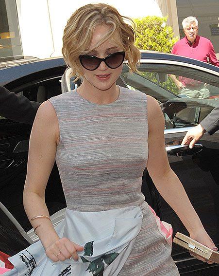 Jennifer Lawrences representative threatens legal action