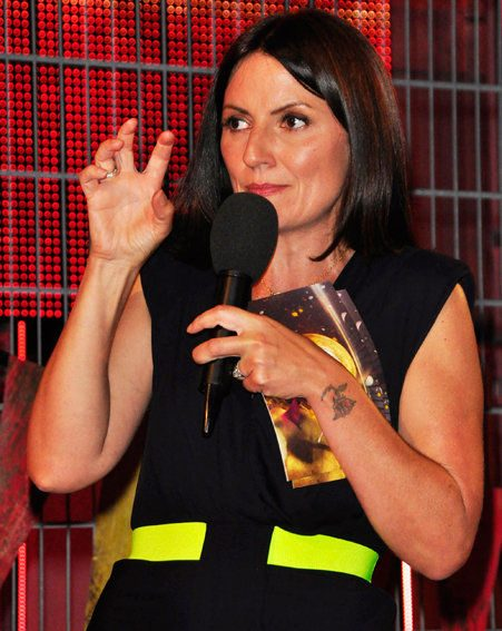 Big Brother 11 host Davina McCall