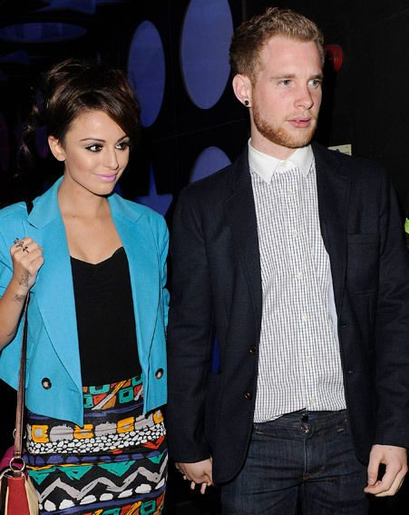 Cher Lloyd is reportedly engaged to boyfriend Craig Monk