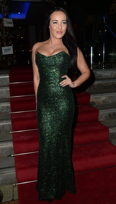 Stephanie Davis explained that she walked out of Hollyoaks which led to the show's bosses terminating her contract