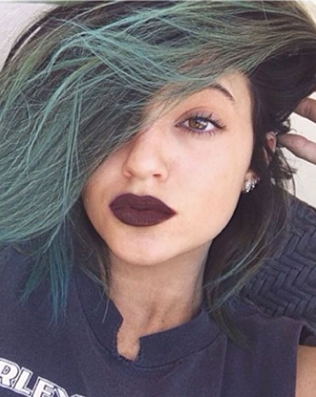 Kylie Jenner has recently been criticised for the abnormal size of her lips