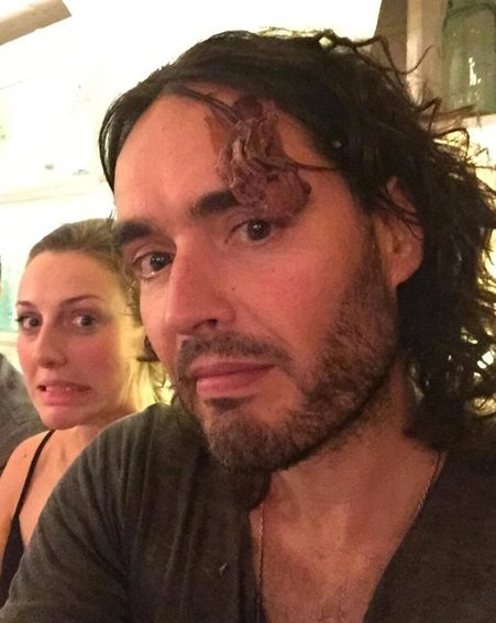 russell brand flirting Russell – who recently i do like flirting with danger russell brand and katy perry had a huge fight on the eve of their wedding according to david baddiel.