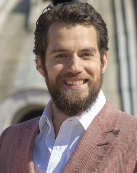 Is Henry Cavill the new hunk of the Fifty Shades trilogy?