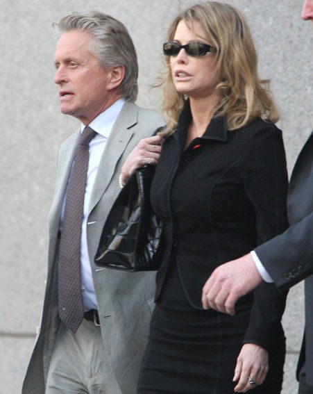Cameron Douglas jailed...
