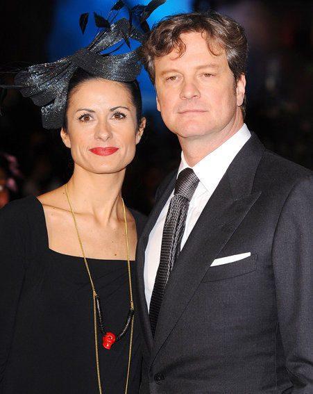 Colin Firth: I had to ...