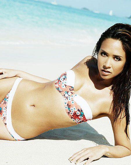 Myleene Klass reveals secrets behind her bikini body in ...