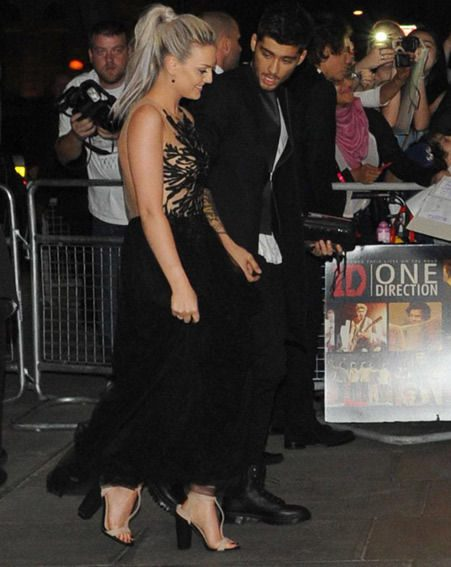 Zayn Malik and Perrie Edwards are set to get married in 2014