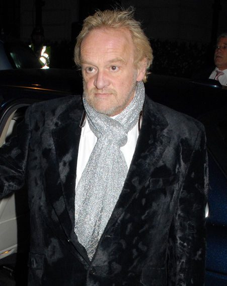 Antony Worrall Thompson was given a formal caution