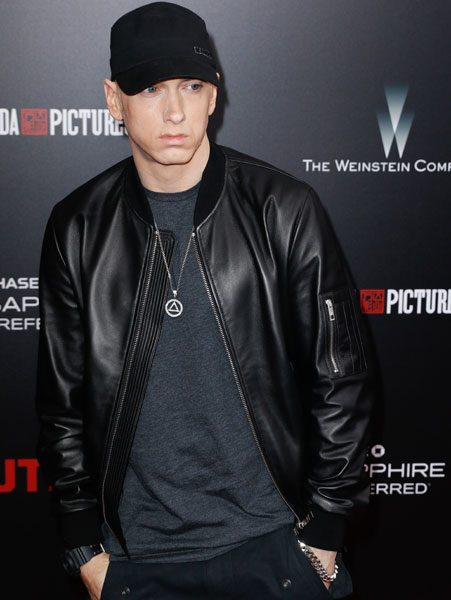 Eminem threw some serious shade at the inspirational Caitlyn Jenner