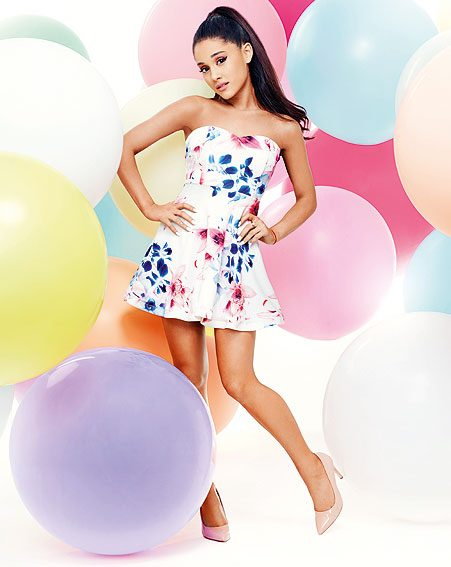 Ariana Grande's first picture for Lipsy is a sign of all the good things to come