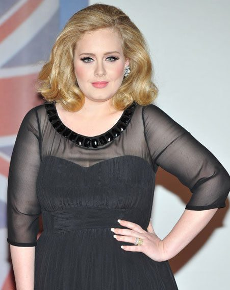 Adele took to Twitter to deny yesterday's wedding rumours