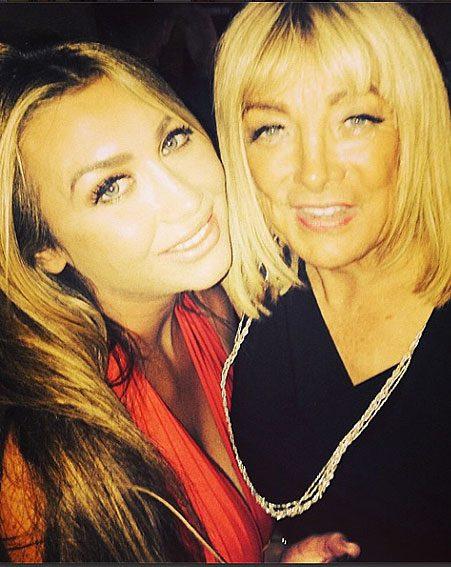 Kellie Maloney and Celebrity Big Brother pal Lauren Goodger
