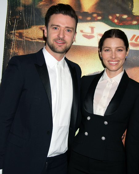 Justin Timberlake and Jessica Biel had their first child in April