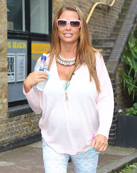 Katie Price has bitten back following her latest Jane Pountney rant