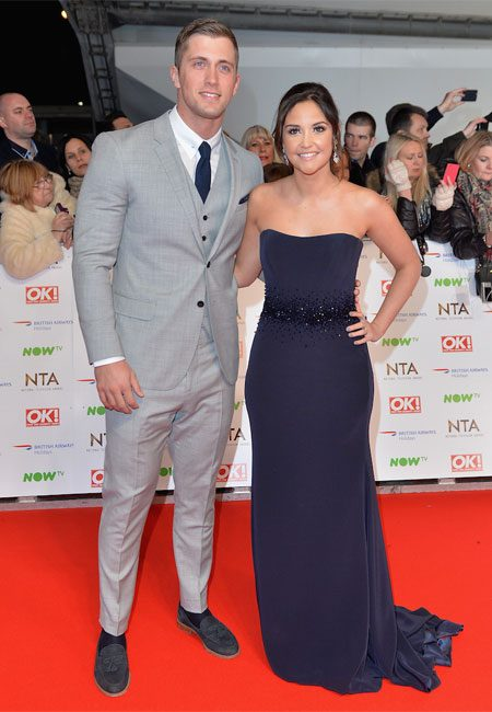 Jacqueline Jossa and Dan Osborne deny that they've split