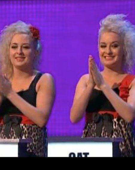 The Take Me Out twins are complaining they were made to look weird