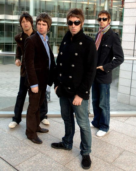 Rumours are rife Oasis will reunite this year