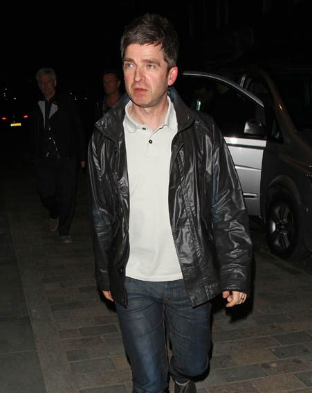 Noel Gallagher has yet to comment on his brother's news