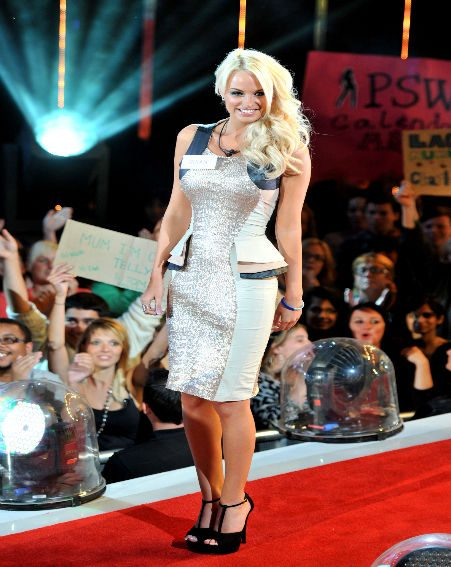 Rhian Sugden was evicted from the Celebrity Big Brother house tonight