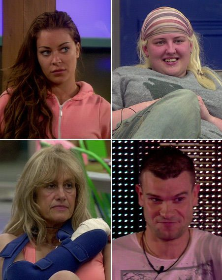 Celebrity Big Brother UK 2015 - 1st Live Eviction and ...