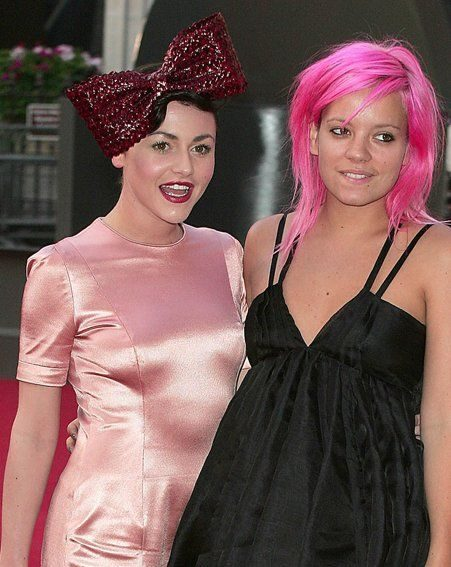 Jaime Winstone is close to Alfie's sister Lily Allen