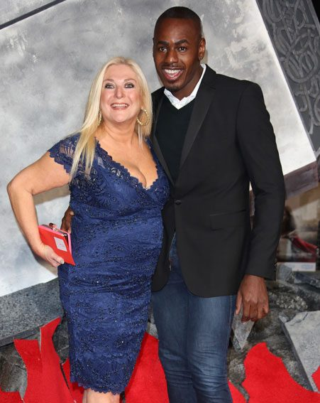 Vanessa Feltz is engaged to Ben Ofoedu
