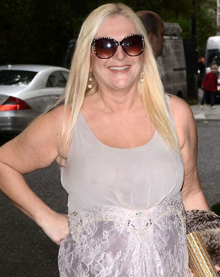 Strictly Come Dancing star Vanessa Feltz 'can't wait' to be a grandma