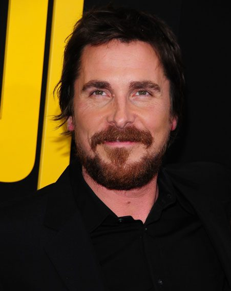 Christian Bale will go head-to-head with Leonardo DiCaprio