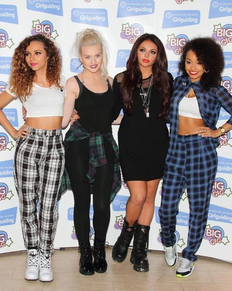 Little Mix debut new music video Move