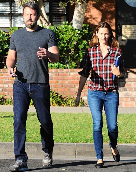 Ben Affleck and Jennifer Garner are said to be 'much happier' since their split