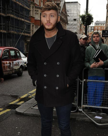 James Arthur, X Factor
