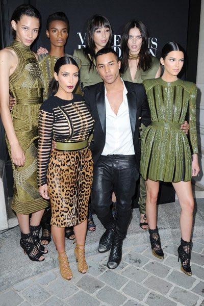 Kendall Jenner showed Kim Kardashian how to pose like a pro