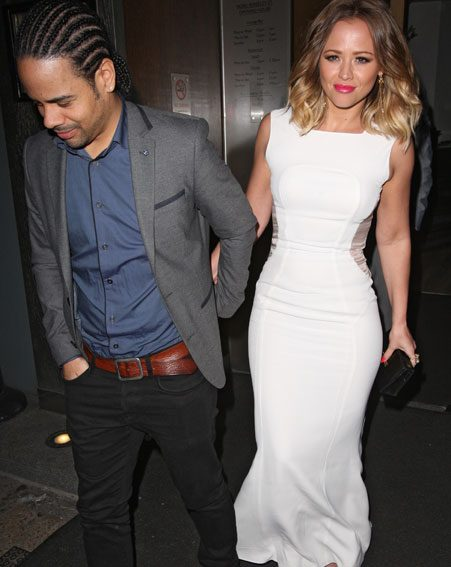 Cheryl Cole's BFF has been dating boyfriend Justin Scott for 10 years