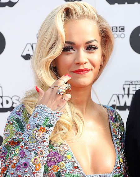 Rita Ora explained to OK! Online why she turned down The X Factor at this year's Radio 1 Teen Awards
